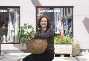 Charlotte Virkelyst er kvinden bag Virkeværk hos Fabrikanterne i Vejle Midtpunkt