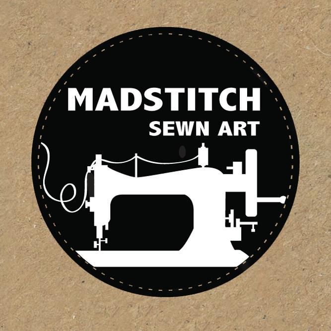 Madstitch Sewn Art