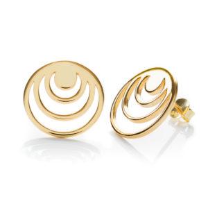 guld smykker, by GABAY, smykker hos fabrikantern, vejle midtpunkt