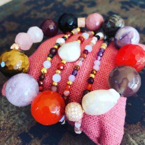 Perlemust perler